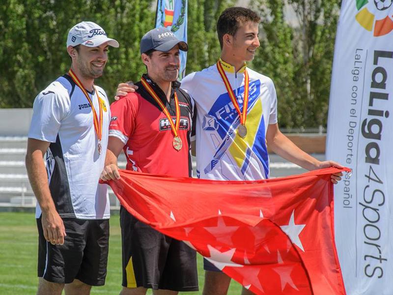 Elias Cuesta Spain Champion 2016