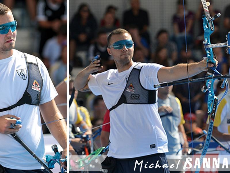 Michael SANN Rio 2016