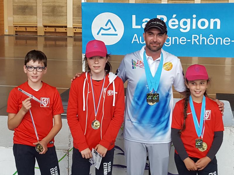 Championnat Régional FITA 2017