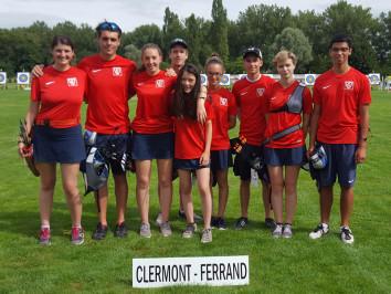 France FITA Jeunes 2017