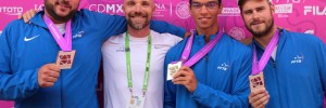 mexico medaille argent