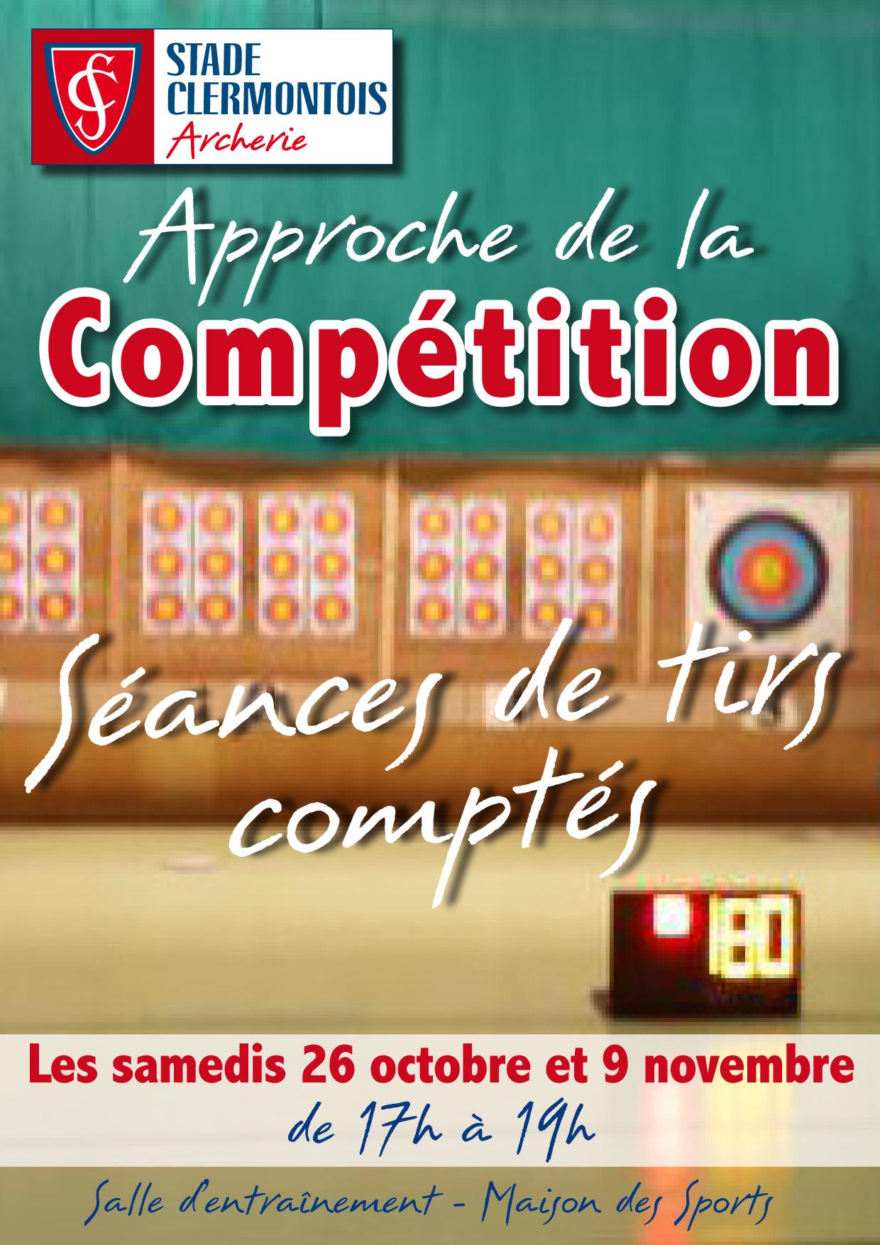 approche compétition